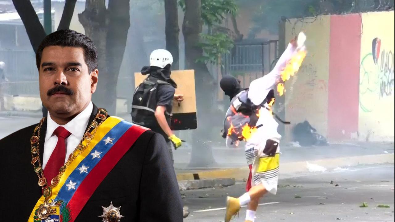 Hoe de schrikbarende inflatie Venezuela tot opstand drijft