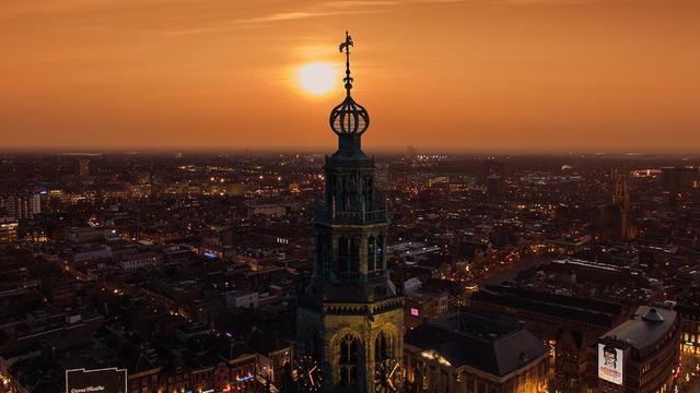 Groningen is door UNESCO benoemd als Learning City