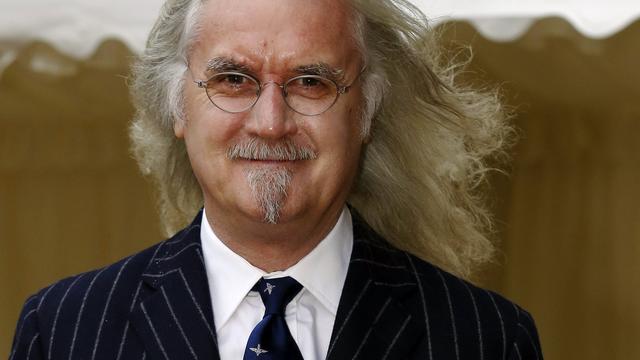 Zieke acteur en comedian Billy Connolly (75) voelt leven 'wegglijden'