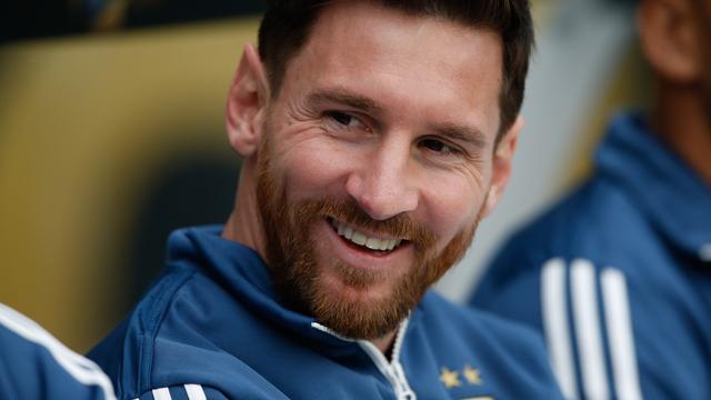 Messi sluit eerder dan verwacht weer aan bij FC Barcelona