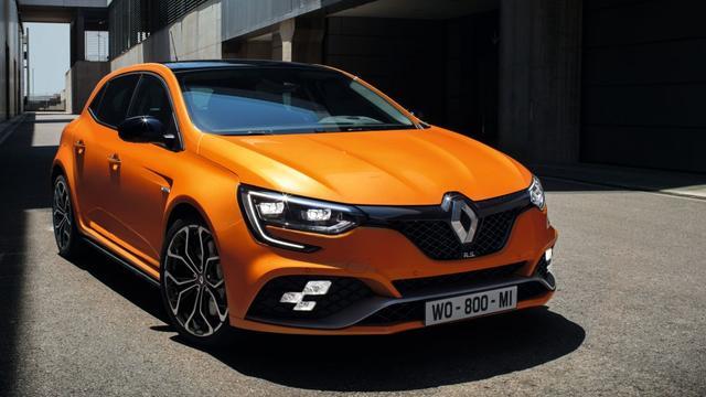 Renault toont Mégane RS