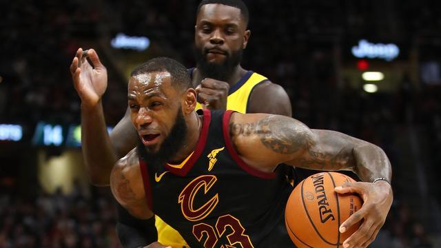 Pijnlijk verlies Cavaliers in play-offs NBA, Rockets en Celtics winnen nipt