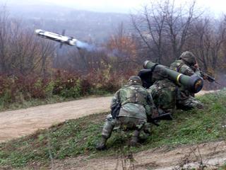 VS levert draagbare antitankraketten