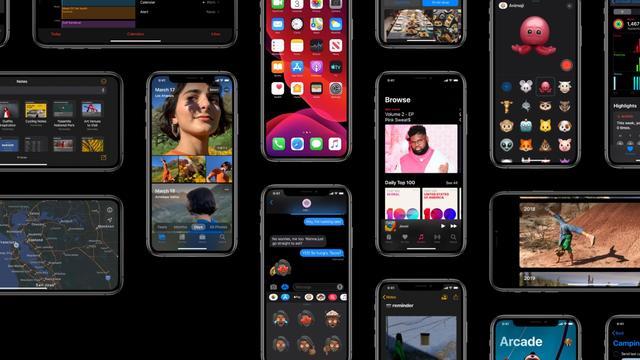 Apple brengt openbare bèta's voor iOS 13, iPadOS en macOS uit