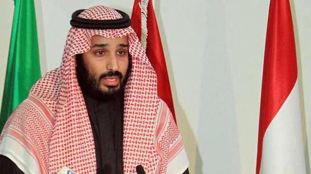 Als deze prins spreekt, beweegt de olieprijs