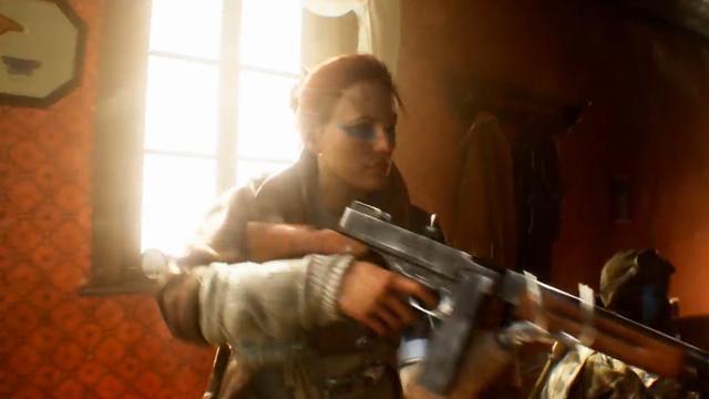 Bekijk hier de trailer van Battlefield 5