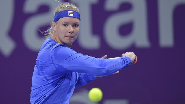 Bertens staat voor rentree: 'Zijn niet gaan twijfelen door toernooi Djokovic'