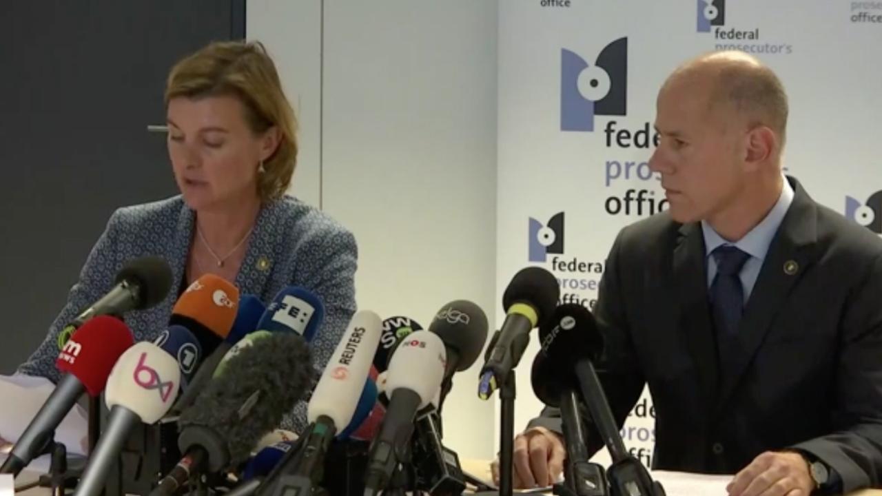 Live: Persconferentie grote corruptiezaak Belgisch profvoetbal
