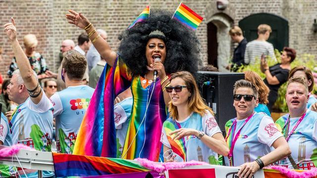 Tweede editie Utrecht Canal Pride