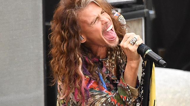 Steven Tyler eist dat Trump stopt met gebruik nummer Aerosmith