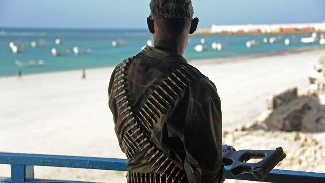 Speciale eenheden VS vallen al-Shabaab aan in Somalië