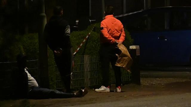 Negen verdachten vast voor schieten en gooien met stenen in Gronings dorp