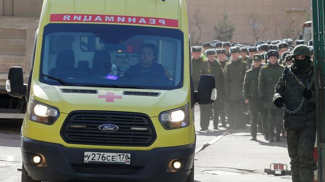 Vijftien doden en veertien gewonden na dambreuk in Siberië