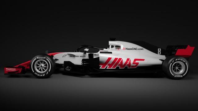 Haas presenteert als eerste Formule 1-team nieuwe auto