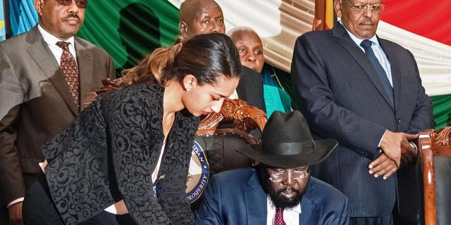 Gevechten in Zuid-Sudan ondanks vredesakkoord