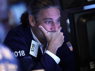 Beleggers bezorgd over een stijgende inflatie en het monetaire beleid in de VS