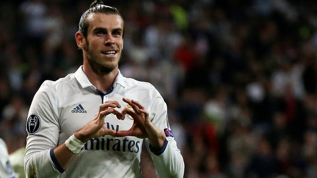 Real Madrid verlengt contract Bale tot medio 2022