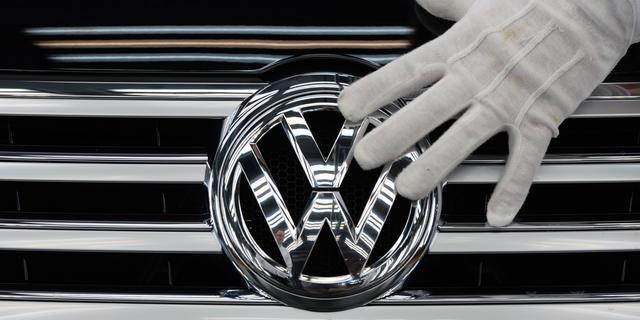 CO2-schandaal bij Volkswagen kleiner dan eerder gedacht