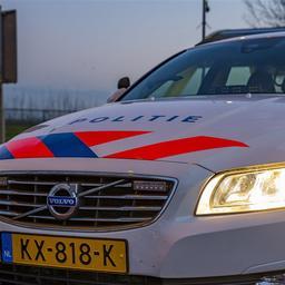 Persoon overleden na aanrijding met politieauto Sint Joost.