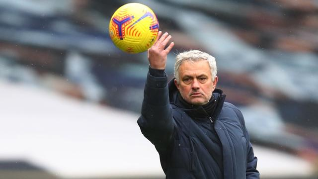 José Mourinho is na anderhalf jaar al ontslagen bij Tottenham Hotspur.