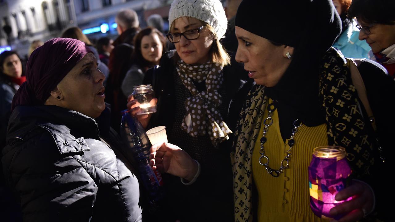 Duizenden bijeen in Molenbeek