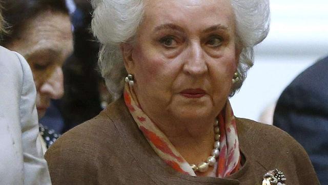 Tante van koning Spanje erkent bezit offshorefirma