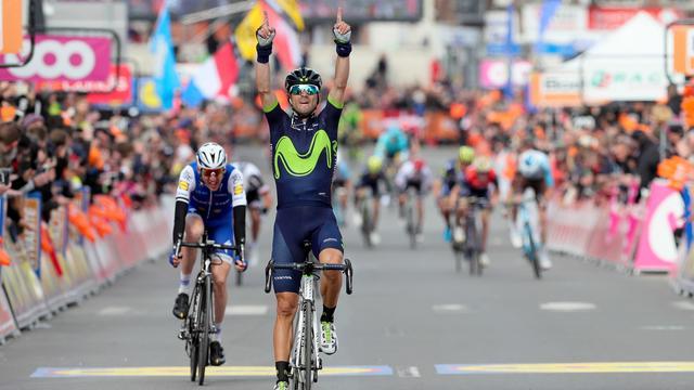 Valverde wint voor vierde keer Luik-Bastenaken-Luik