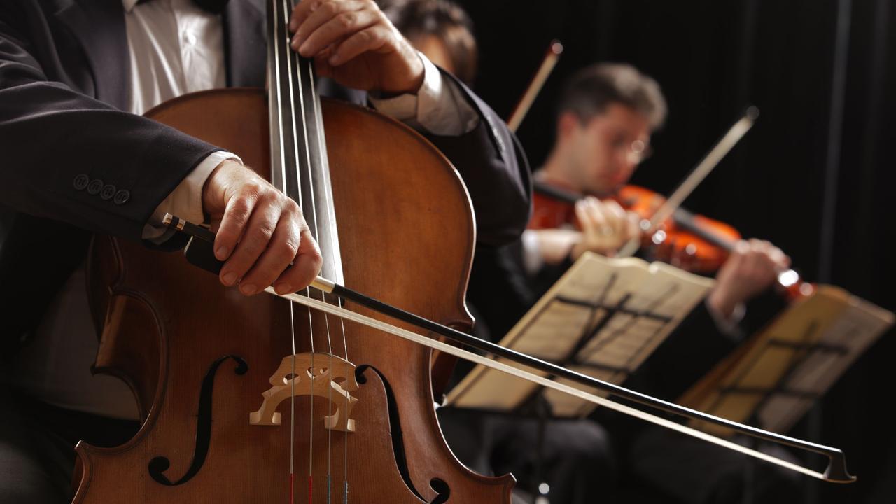 Kamerorkest speelt 'de onvoltooide symfonie'