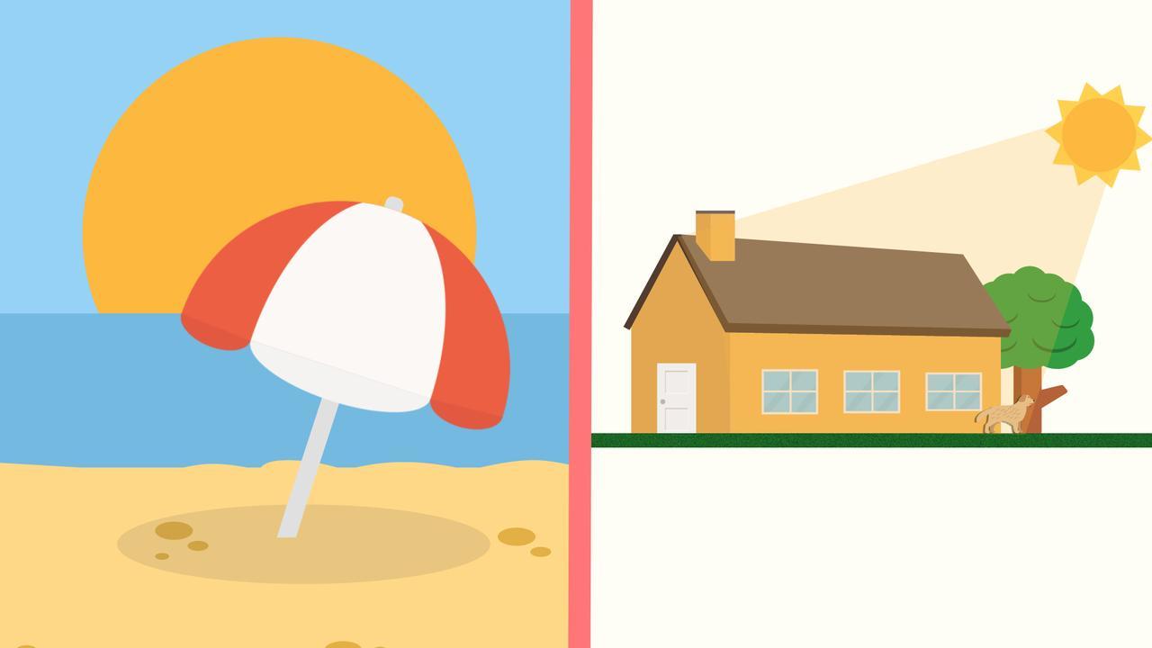 Zo blijft je huis koel tijdens zomerse dagen