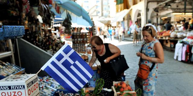 'Eurogroep wil Griekenland volgende deel steunpakket nog niet geven'