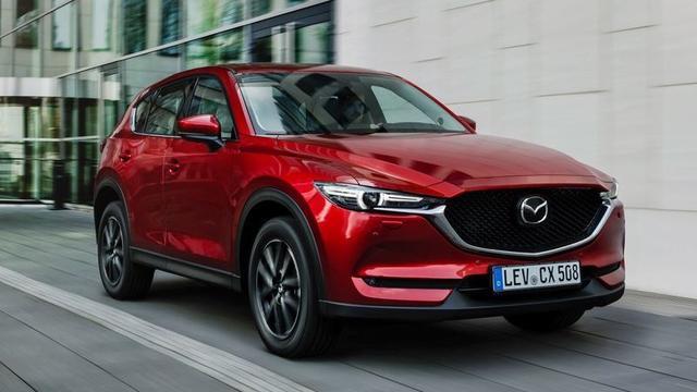 Mazda toont Europese versie CX-5