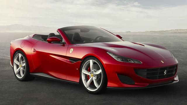 Prijs Ferrari Portofino bekend