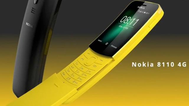 WhatsApp uitgebracht voor goedkope 'banaantelefoon' van Nokia