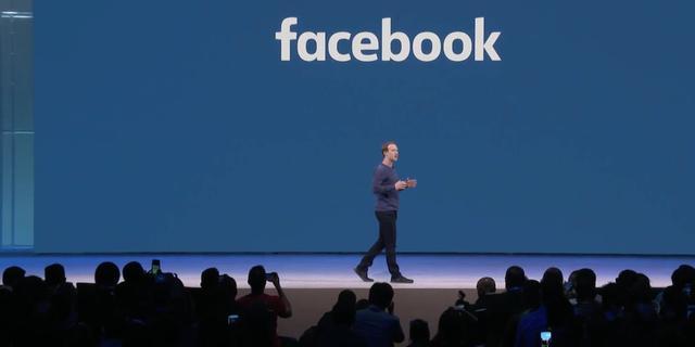 Aandeel Facebook ruim 19 procent onderuit na teleurstellende cijfers