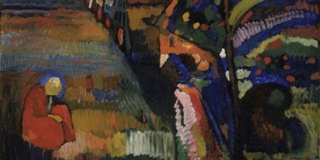 Stedelijk Museum hoeft Kandinsky-schilderij niet terug te geven