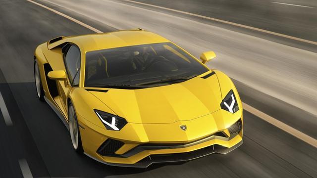 Meer dan 1 miljard euro omzet voor Lamborghini