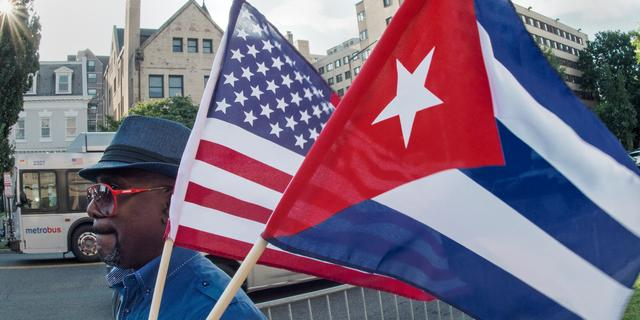 'Deal over lijnvluchten VS en Cuba dichtbij'