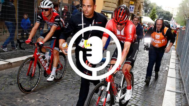 Hoe spannend is de Giro d'Italia nog na de val van Tom Dumoulin?