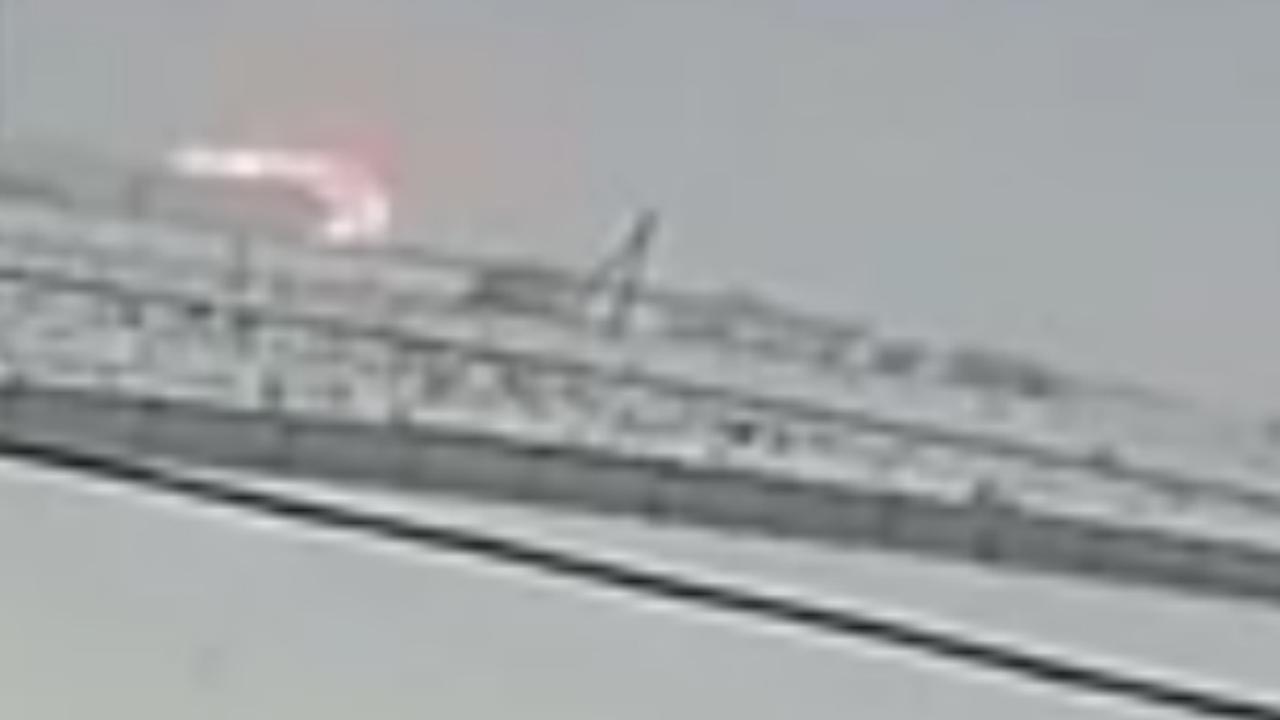 Beveiligingscamera legt dodelijke crash Russisch vliegtuig vast