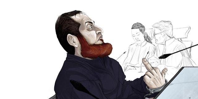 Wraking adviseur slachtoffer tramaanslag afgewezen; proces hervat