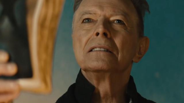 NTR zendt Bowie-documentaire uit