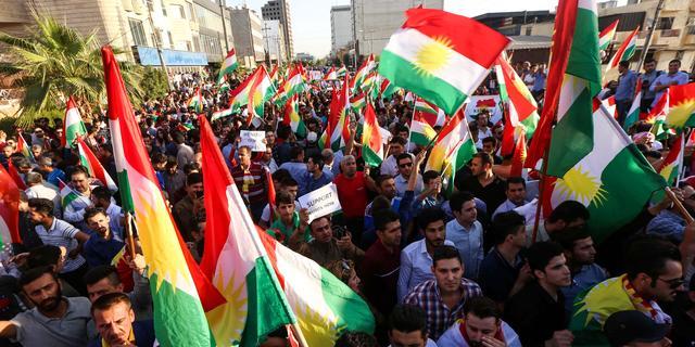 Iraaks Hooggerechtshof verklaart referendum Koerden ongeldig
