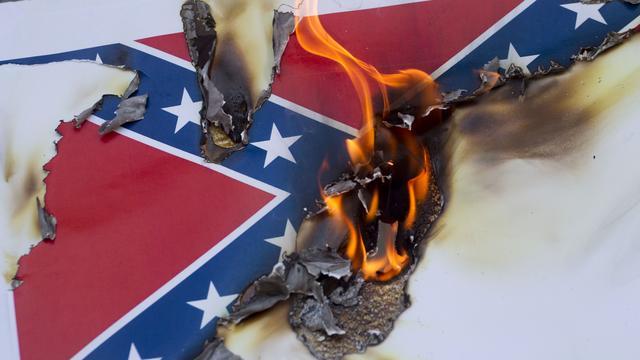 Debat in South Carolina om confederale vlag