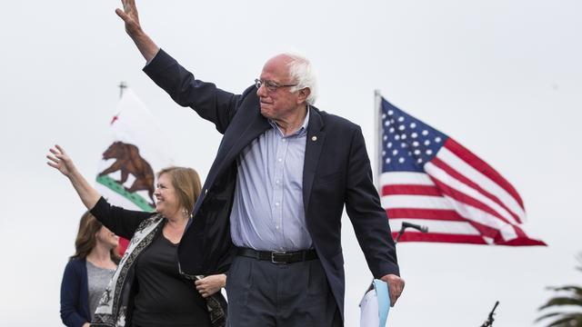 Bernie Sanders wil grote Amerikaanse banken opknippen in wetsvoorstel
