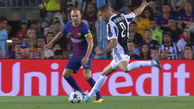 Barcelona-keeper Ter Stegen brengt redding op schot De Sciglio