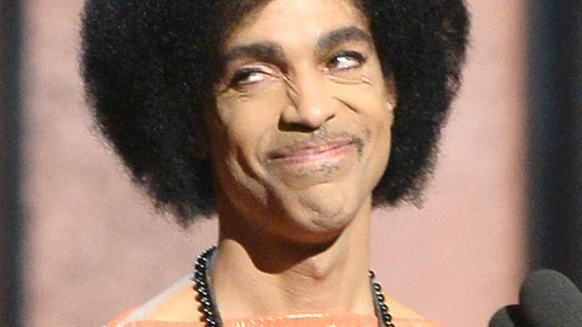 Prince vindt dat het slecht is gesteld met muziekindustrie