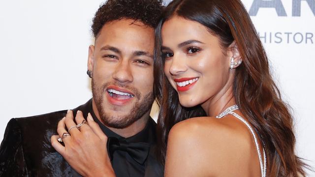 Neymar zet punt achter relatie met actrice Bruna Marquezine