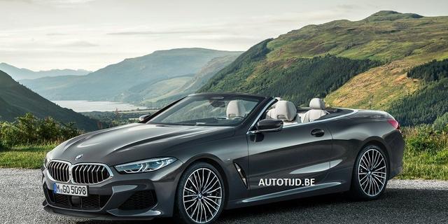 Foto's nieuwe BMW 8-Serie te vroeg online