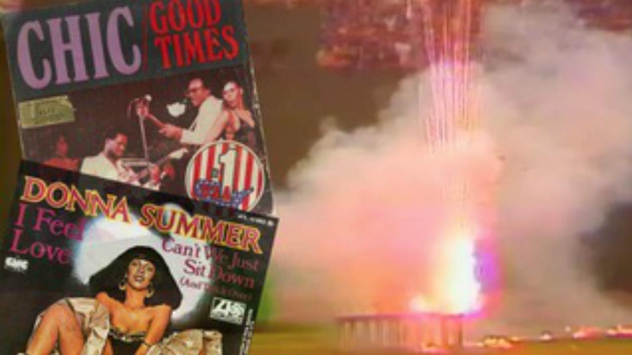 Hoe disco voortleefde na historische verbranding Disco Demolition