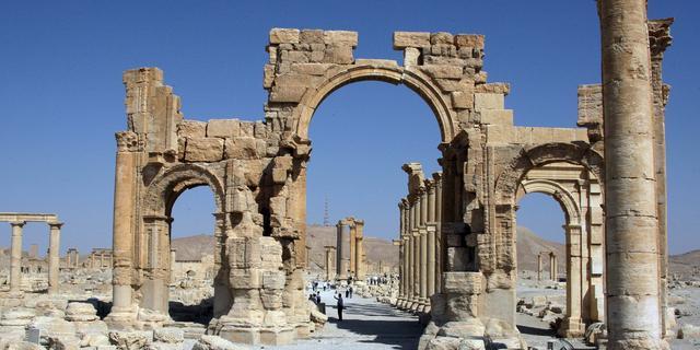 Assad vraagt hulp VN bij restauratie Palmyra